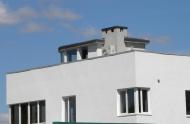 Частный дом с плоской крышей - 4