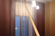 Вентиляционные  решётки в жилой комнате