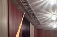 Вентиляционные вытяжные решётки  в жилой зоне