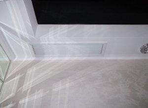 Решетка от вентиляционной установки Колибри